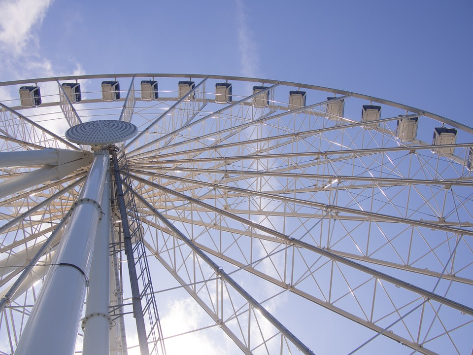 Ferris Wheel Seattle